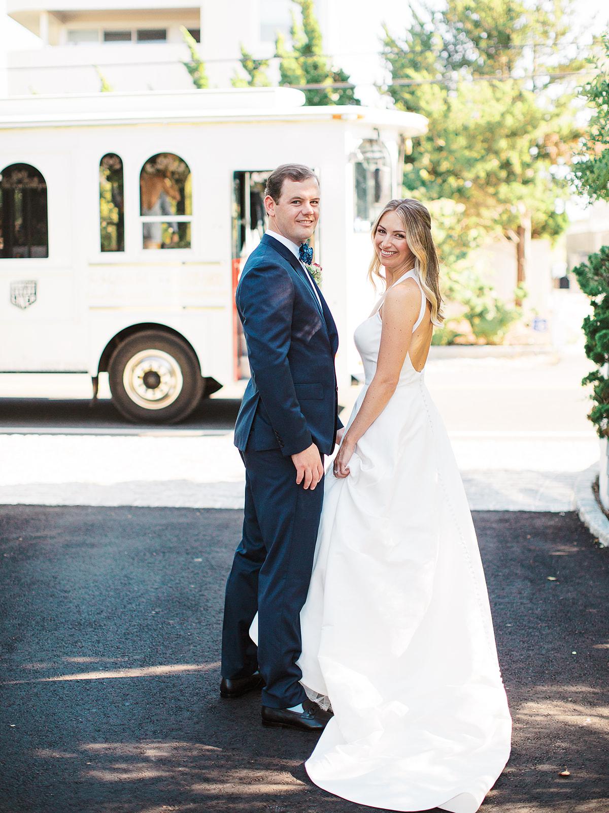 Kacie & Mike Hamptons Wedding